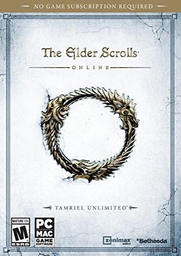 The Elder Scrolls Online: Tamriel Unlimited (PC) für 4,04€ (CDKeys)