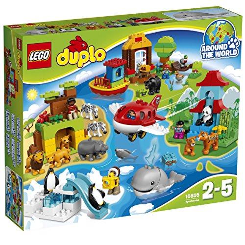 Wieder verfügbar: Lego Duplo- Einmal um die Welt - exklusiv für Amazon Prime Mitglieder