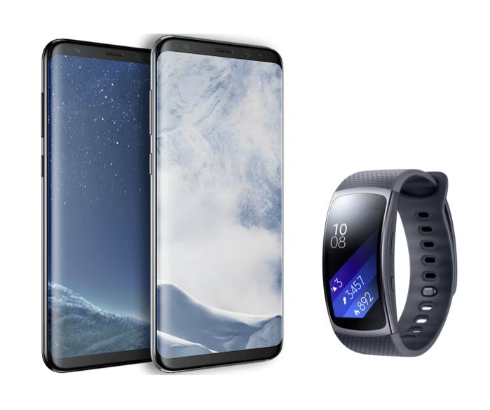 Samsung Galaxy S8 für 129€ inkl. Gear Fit 2 in der Congstar Allnet Flat mit 2GB UMTS für 20€ / Monat
