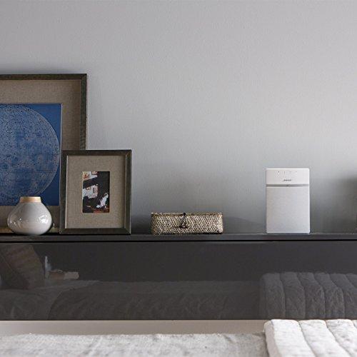 Bose Soundtouch 10 Multiroom Lautsprecher in Weiß (163,12€ inkl. Versand nach Deutschland).