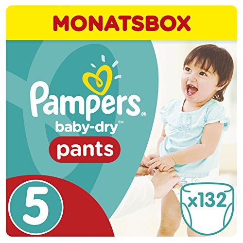 Pampers Byby Dry Pants Gr.: 5 im Blitzangebot