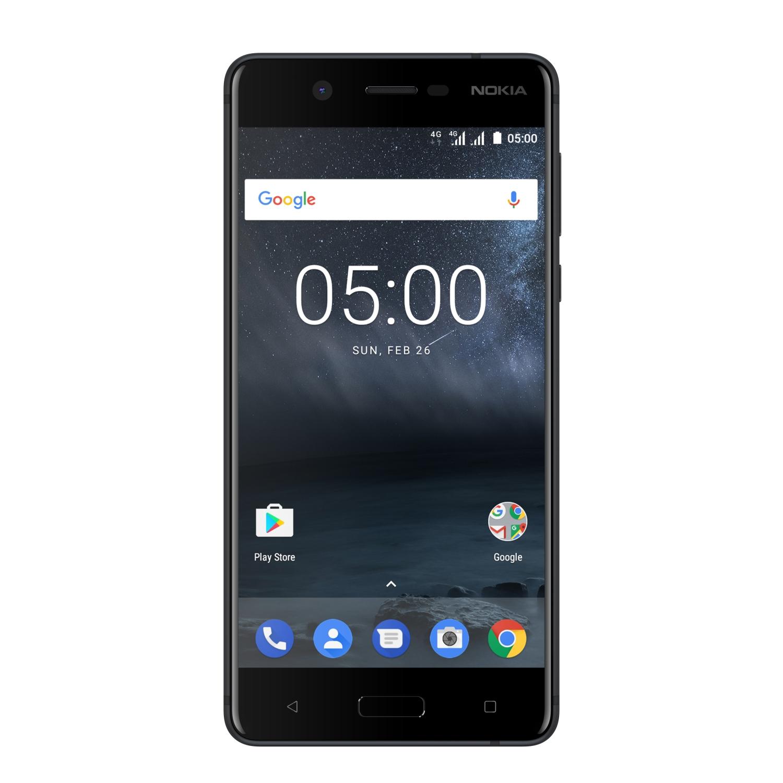 Nokia 5 Dual-SIM schwarz NBB