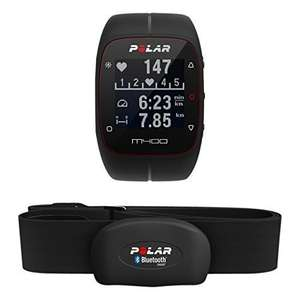 [Amazon] Polar M400 GPS-Laufuhr