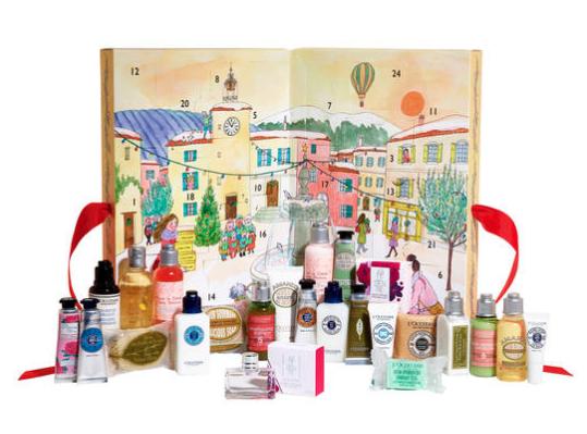 L'Occitane Beauty Adventskalender jetzt für 37,49€ statt 49€