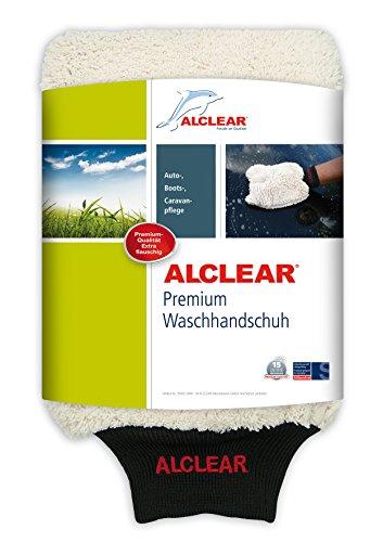 [AMAZON] ALCLEAR 950013WH Premium Waschhandschuh für 8,78 als Prime Kunde