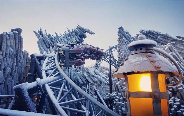 Phantasialand Wintertraum 30 statt 42 Euro (VPN)