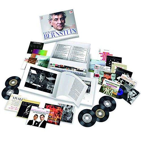 [Amazon] Leonard Bernstein - The Remastered Edition Box-Set, Original Recording Remastered (100 CDs)