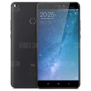 Xiaomi Mi Max 2  64GB Rom/4GB RAM Global Version Black (kein Band 20)[Gearbest]
