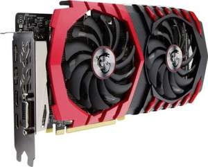 Grafikkarte MSI Gaming AMD Radeon RX 570 Gaming X 4 GB GDDR5-RAM