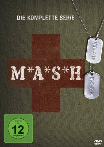 M*A*S*H - Die komplette Serie (33 DVDs) für 44,31€ (Amazon)
