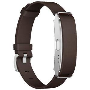 SONY SWR 10 Smartband Echtleder Braun