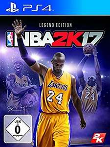NB 2K17 Legend Edition Ps4 (Amazon)