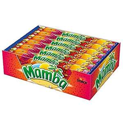 Mamba 4er, 24er Pack (24 x 106 g) 39cent je 4er pack
