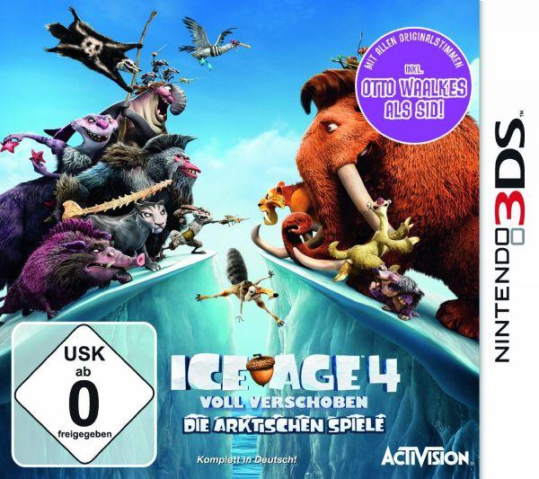 Ice Age 4: Voll verschoben (3DS)