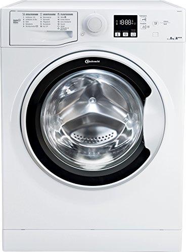 Bauknecht WA Soft 8F41 Waschmaschine (Energieklasse A+++, 8kg, Frontlader, Nachlegefunktion, Wasserschutz)