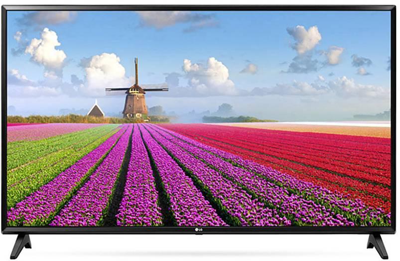 LG Electronics LED-TV 123 cm 49 Zoll 49LJ594V HD Triple Tuner (DVB-T/C/S2), mit DVB-T2HD (H.265) bei Völkner