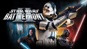 [Bundle Stars/Fanatical] Star Wars Battlefront 2 Classic für 2,24€ (Steam)