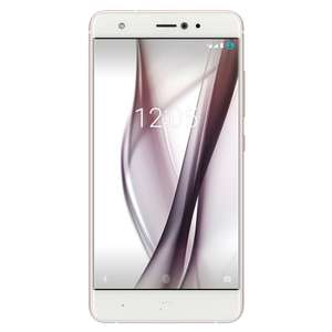 BQ Aquaris X 32GB Weiss-Rosa Notebooksbilliger Bestpreis