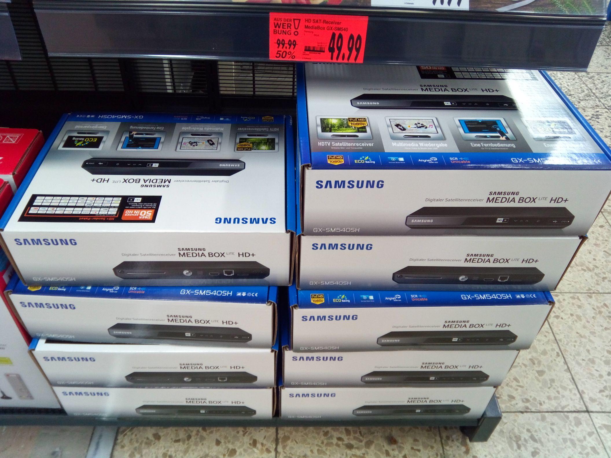 *LOKAL* Samsung GX-SM540SH