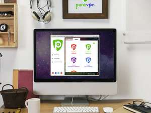 PureVPN: Lifetime Subscription @stacksocial.com