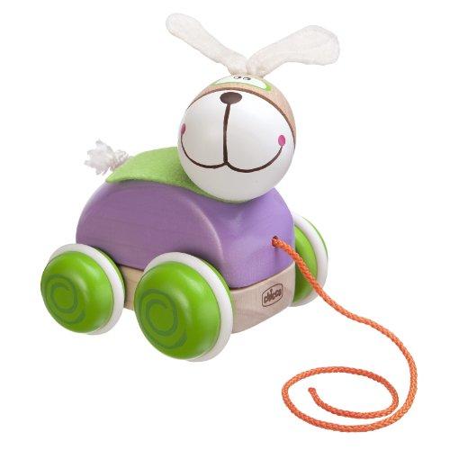 @Amazon/Toys R Us Chicco 00005132000000 - Nachziehtier Hase 5,99 Eur