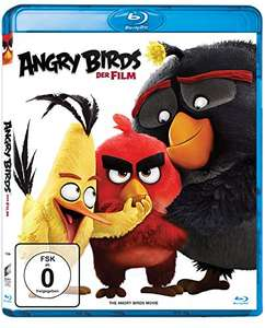 [Amazon] Angry Birds - Der Film -> Blu-Ray für 4,56€ (Prime)