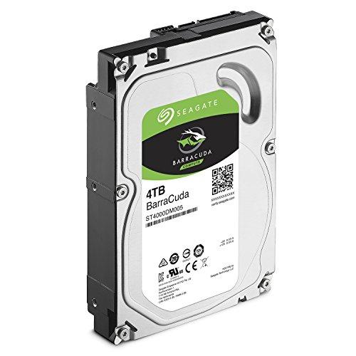[Amazon oder NBB] Seagate Barracuda ST4000DM005 4 TB Interne Festplatte (8,9 cm (3,5 Zoll), 64 MB Cache, SATA 6Gb/s)