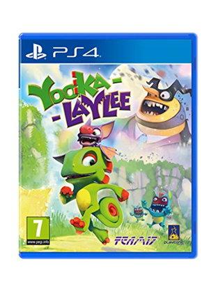 Yooka-Laylee (PS4) - Deutsch spielbar für 15,41 inkl. Versand