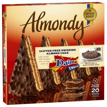 [Zimmermann] >900/1000g< Almondy Mandel- oder Daimtorte (nicht 400g) für 4,99€