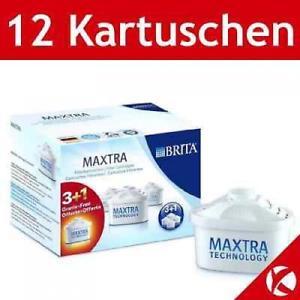 12x BRITA MAXTRA+ Kartuschen für eBay Plus-Mitglieder