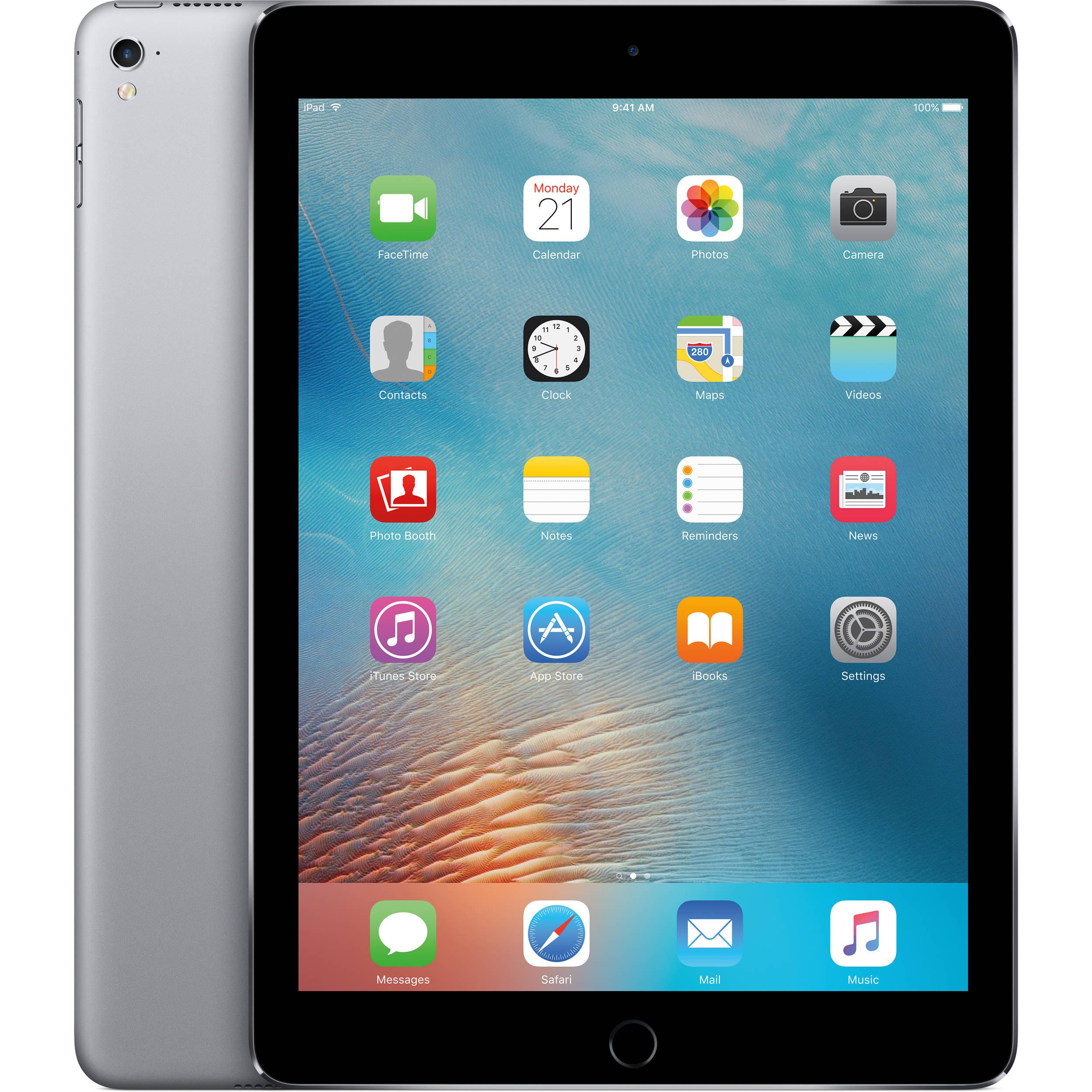 Apple iPad mini 4 WIFI 128gb grey für 379 € bei eBay