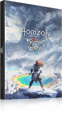 Horizon Zero Dawn: The Frozen Wilds – Offizieller Game Guide für begrenzte Zeit kostenlos downloaden