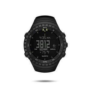 [amazon.it] Suunto Multifunktionsuhr All Core Black (Höhenmesser, Barometer, Tiefenmesser, Temperatur, Wettervorhersage)