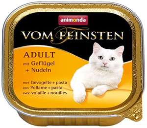 Animonda vom Feinsten Adult 32x100g (AMAZON Prime) Katzenfutter