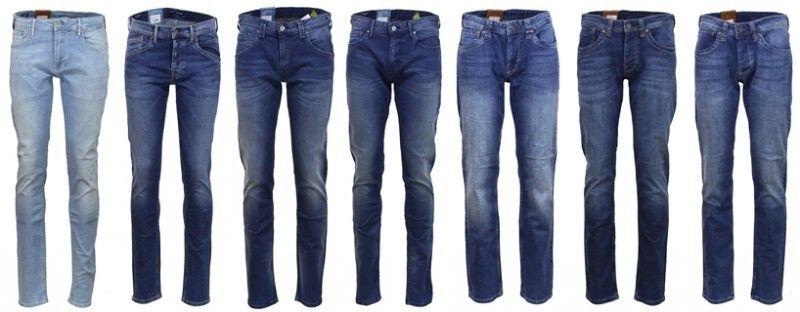 Pepe Herren Jeans Cash, Kingston, Track, Zinc@ebay