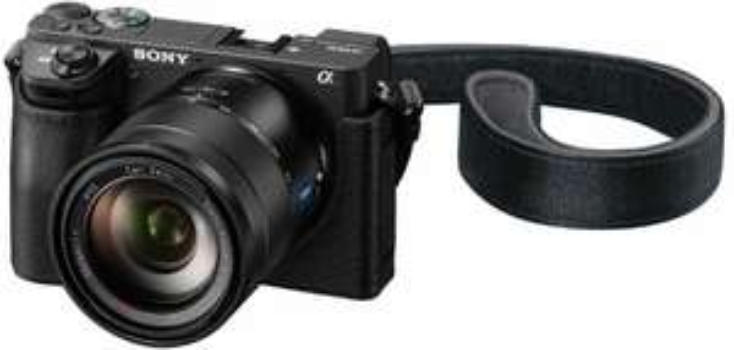 Sony Alpha 6500 inkl. SEL1670Z Zeiss Objektiv