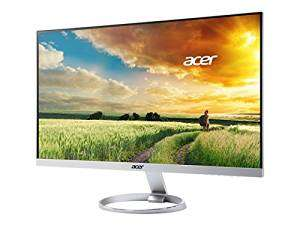 Acer H257HUsmidpx 63 cm (25 Zoll) LED Monitor, AH-IPS-Panel, 4 ms, WQHD (2560x1440), Lautsprecher, 1x Line-In, 1x Line-Out,  1x DVI, 1x HDMI, 1x DisplayPort