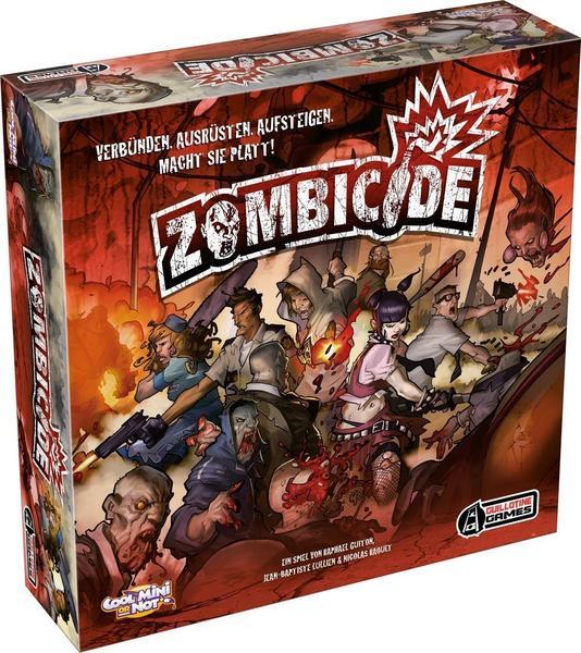 Zombicide Season 1 DE und viele weitere Brettspiele mit 19% Rabatt