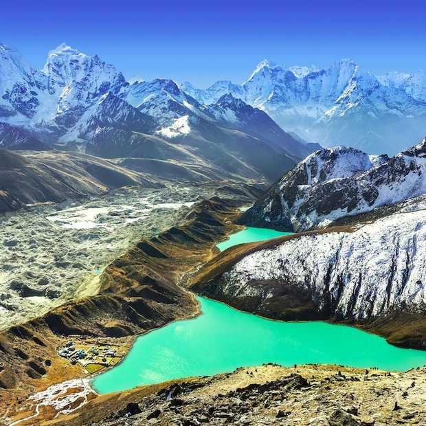 Flüge: Nepal [Dezember - März] - Hin- und Rückflug von Paris nach Kathmandu ab nur 381€ inkl. Gepäck / Zubringer ab Deutschland ab 80€ return