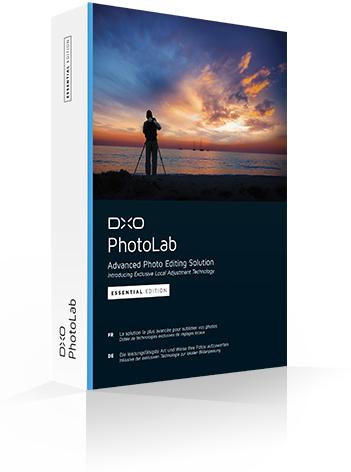 DxO PhotoLab ELITE Einführungsangebot (auch alle anderen DxO Produkte)