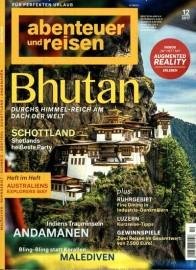 Abenteuer & Reisen Magazin Miniabo (3 Ausgaben) für 12,39€ mit 10€ Amazon-Gutschein (Kein Werber nötig)