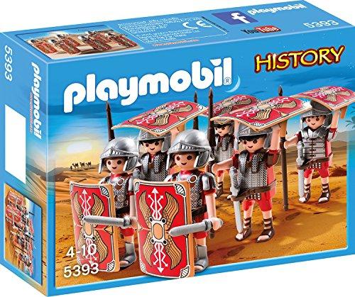 [Amazon oder Kaufhof] PLAYMOBIL 5393 - Römer-Angriffstrupp (mit Paydirekt bei Rakuten 5,48€)