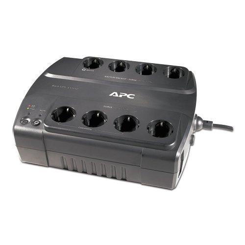 Unterbrechungsfreie Stromversorgung 550VA APC Back-UPS ES 550 zum Tiefpreis - Telefonieren bei Stromausfall