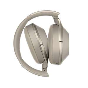 Sony MDR-1000X - Active Noise Cancelling Kopfhörer, Bluetooth, mit Ambient Voice Funktion