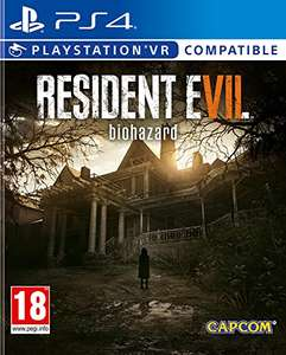 [PS4] Resident Evil 7 37€ inkl. Versand