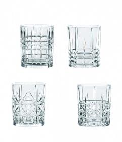 [Rakuten/paydirekt] Spiegelau & Nachtmann 4-teiliges Whiskyglas-Set