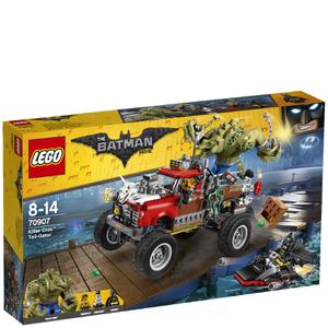 Lego The Batman Movie Killer Crocs Truck (70907)