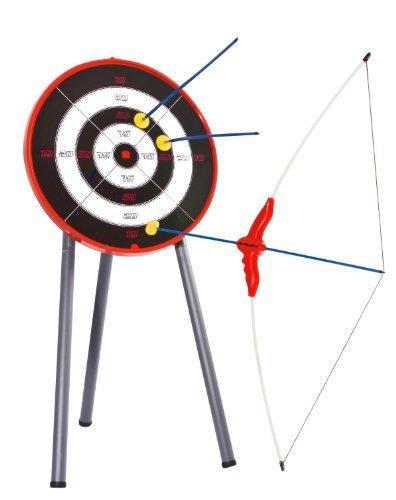 [AMAZON] HUDORA Pfeil & Bogen Kinder Set - Bogen-Zielscheibe | Bogenschießen - 78115