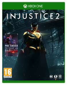 Injustice 2 (Xbox One) für 23,50 & Injustice 2 (PS4) für 23,99€ (Coolshop)