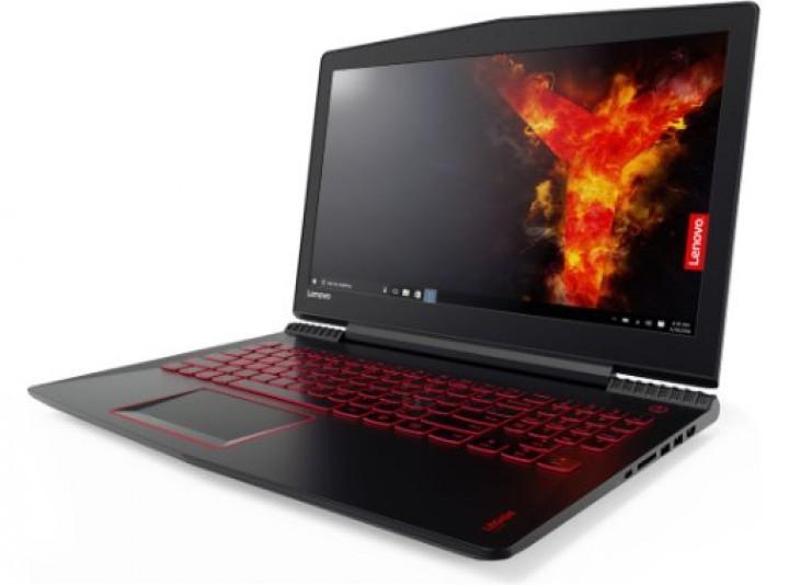 [Comtech] Lenovo Legion Y520 39,6 cm (15,6 Zoll Full HD IPS Anti-Glare) Gaming Notebook (Intel Core i5-7300HQ Quad-Core, 8 GB RAM, 256 GB SSD, AMD Radeon RX560 4 GB, Windows 10) schwarz
